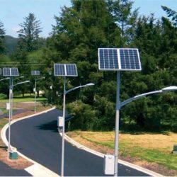 Solar Street Light Kerala